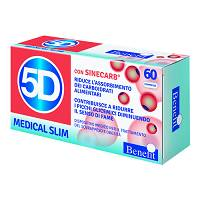 5D MEDICAL SLIM 60CPR