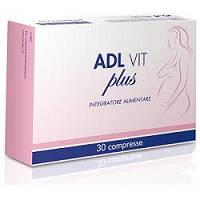 ADL VIT PLUS 30 CPR