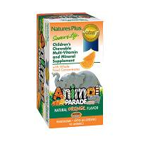 Animal Parade multivitaminico masticabile arancia 90 compresse
