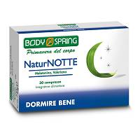 BODY SPRING NATUR NOTTE 30CPR