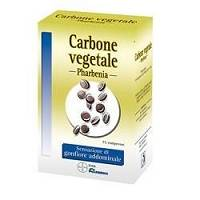 Carbone vegetale integratore 30 compresse