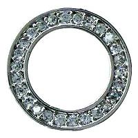 RING WITH CRYSTALS BJT974